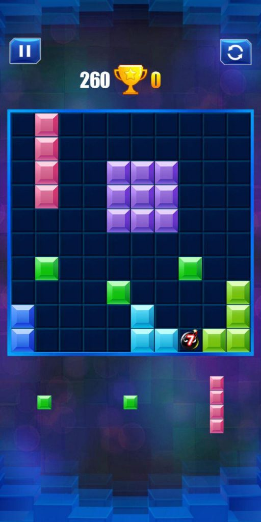 Block Puzzle паззлы