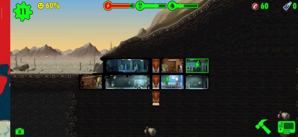 Fallout Shelter Убежище