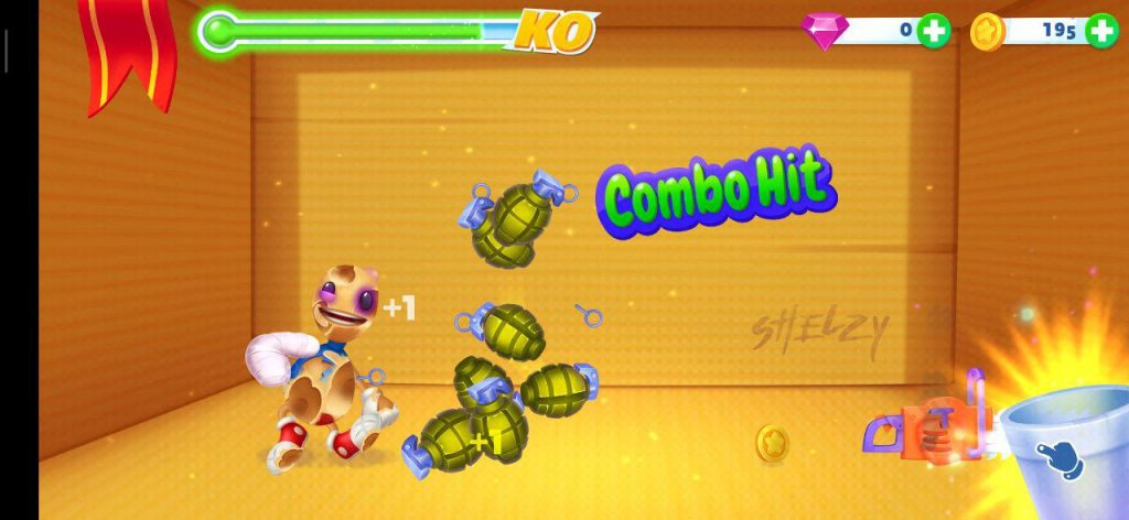 Kick the Buddy Forever Игра