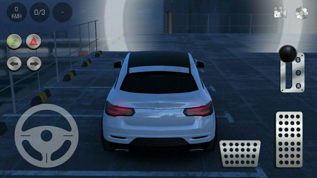 Real Car Parking 2 заезд