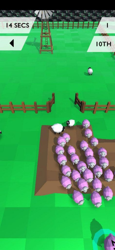 SHEEP IO Игра